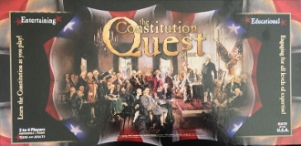Board Game - The Constitution Quest